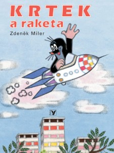 Obal knihy Krtek a raketa